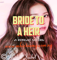 Bride To A Heir-Chapter Thirty Five