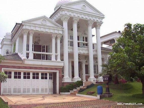 Rumah Mewah  Artis  AreaRumah com