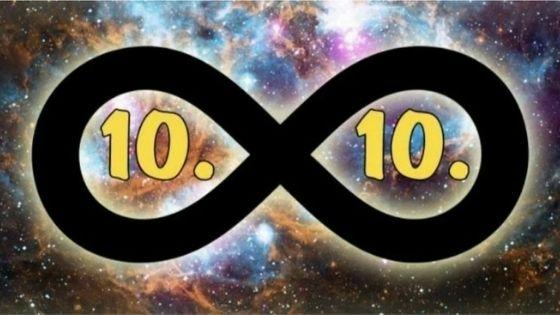 Зеркальная дата Октября 10.10.2020 – начинаем все с чистого листа