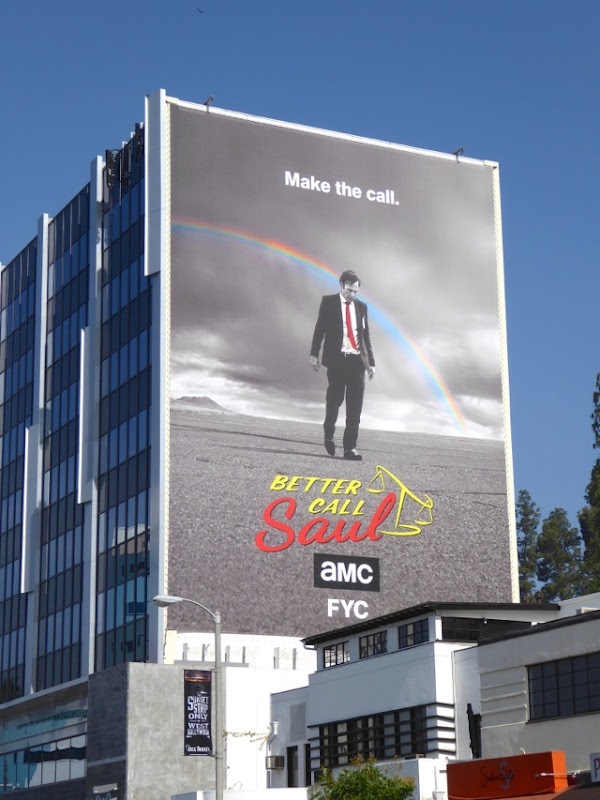 Giant Better Call Saul 2016 Emmy FYC billboard