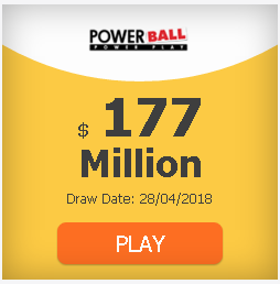 odds powerball from spain