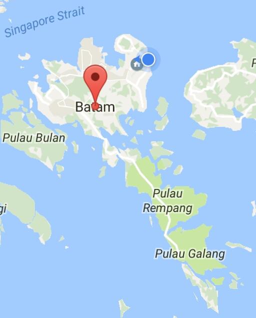 Batamblog: Jumlah Kecamatan, Kelurahan dan Kode Pos Kota Batam