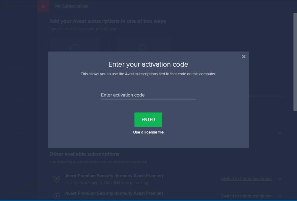 Avast Premier Activation Code Free Rusli Tile Online
