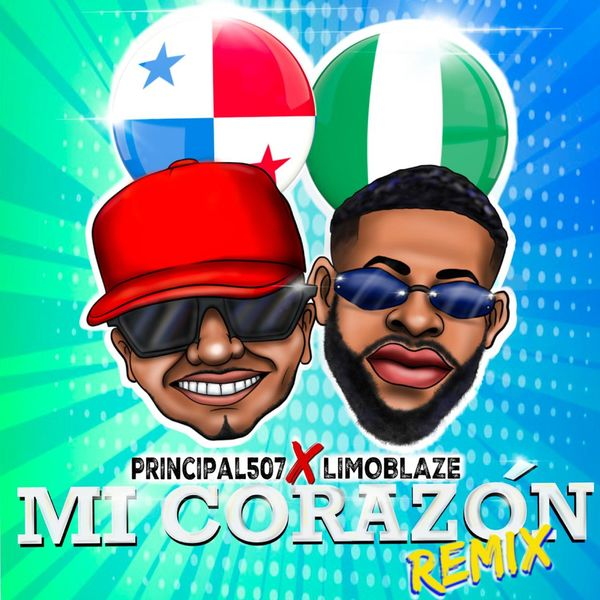 Principal 507 – Mi Corazón (Remix) (Feat.Limoblaze) (Single) 2021 (Exclusivo WC)