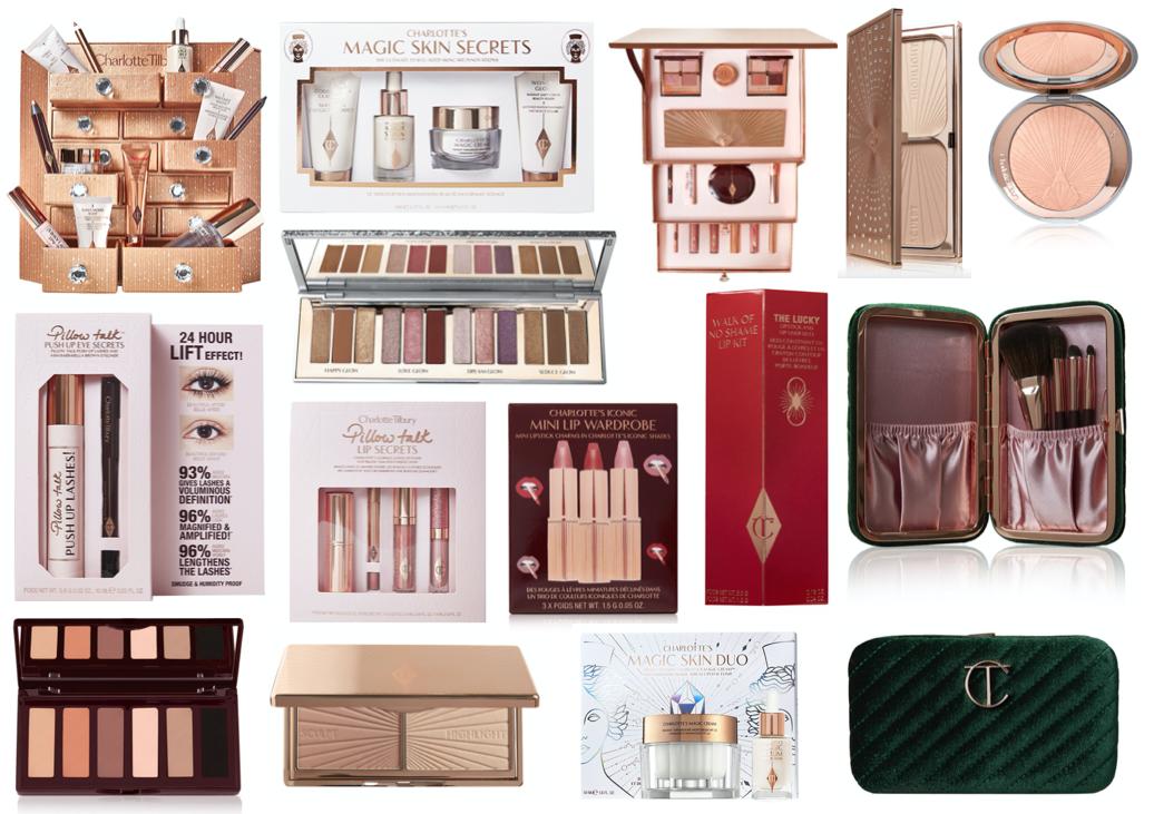 Charlotte Tilbury Christmas 2020 Gift Sets & Limited Editions
