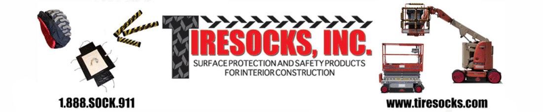 Tiresocks, Inc : New DripDiapers for Narrow Scissor Lifts
