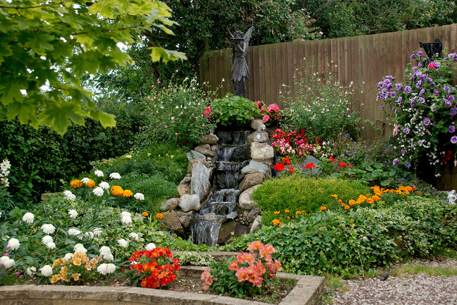 Create Your Own English Country Garden Anywhere