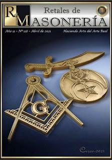 Retales Masonería 118 – Abril 2021