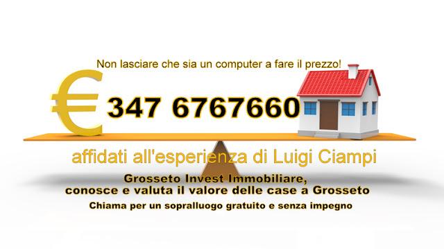 Valutazioni Immobiliari €/m² Grosseto - Grosseto Invest di L. Ciampi