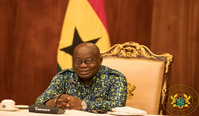 Coronavirus: Akufo-Addo shuts all borders, passengers to be quarantined