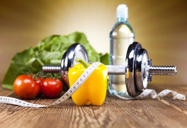 kilo vermek için diyet ve spor