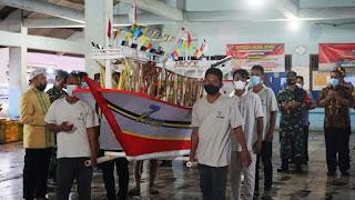 Komandan Kodim Jepara dan Forkopimda Ikuti Acara Larungan Kepala Kerbau