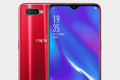 OPPO A5S (AX5S) CPH1920 Official Firmware