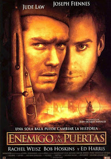 Enemigo Al Acecho / Enemy at the gates (2001)