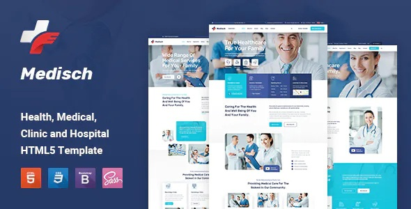 Best Health & Medical HTML5 Template