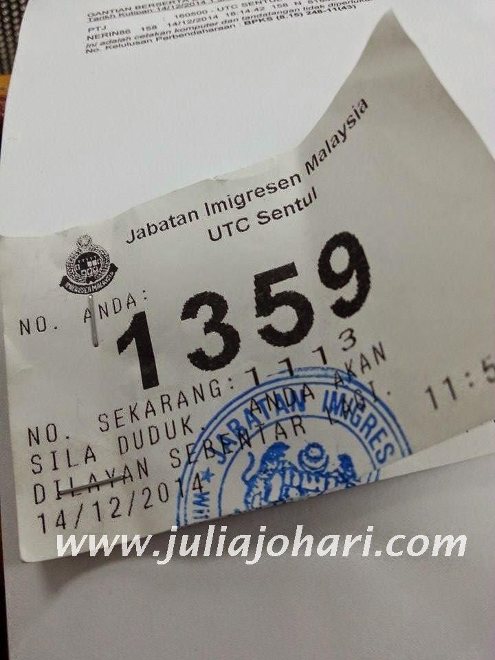 Tips Buat Passport Anak Pertama Kali di Jabatan Imigresen Malaysia