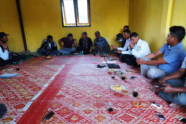 Para Reje Kampung Kecamatan  Celala Tolak Pembuangan  dan Pengolahan Sampah di Kecamatan Celala