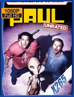 Paul Unrated (2011)HD [1080p x265 HEVC-10Bits] Latino [GoogleDrive] SilvestreHD