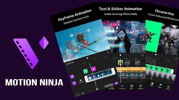 Motion Ninja - Video Düzenleyici v1.3.7 Pro APK