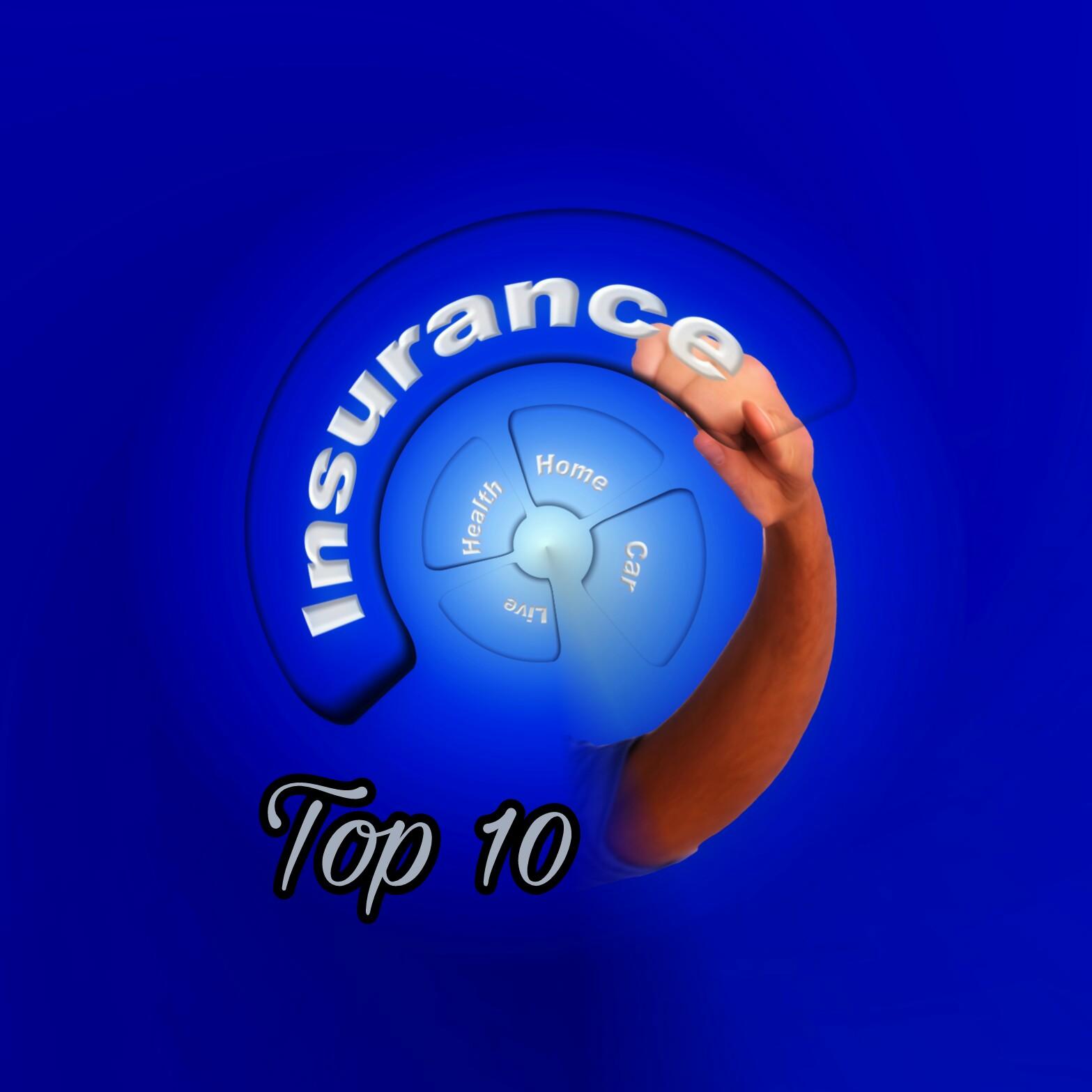 Top 10 Insurance Companies In India Hindi क न क नस ह
