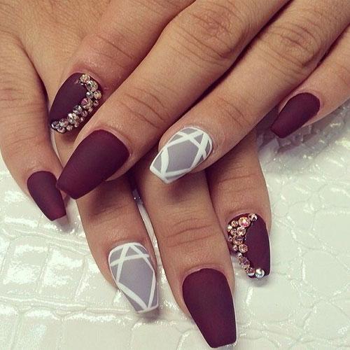 Easy Stylish Wedding Nail Art Designs Perfect Women Fashions
