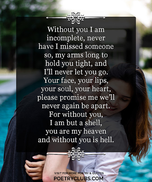 Inspiring Love Poems And Quotes - Romantic Love Poetry for Her