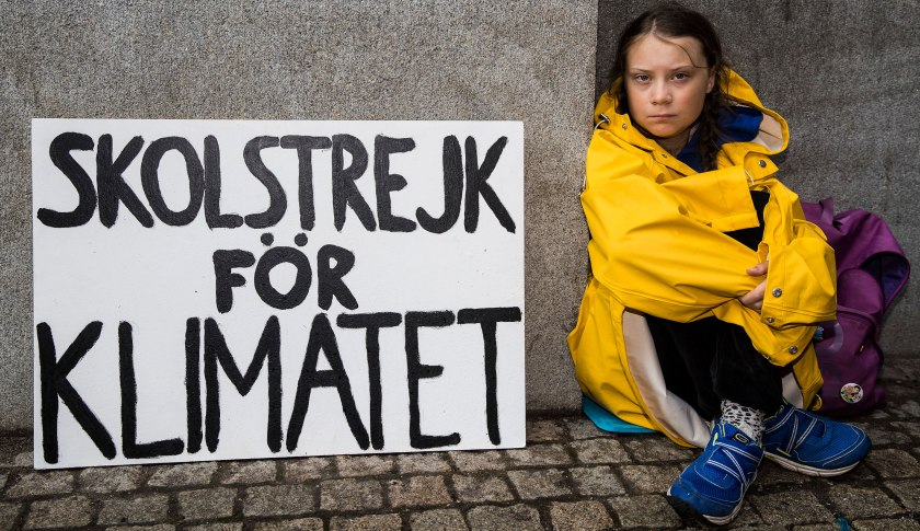 Kenapa Greta Thunberg Pantas Jadi Person of The Year Versi TIME?