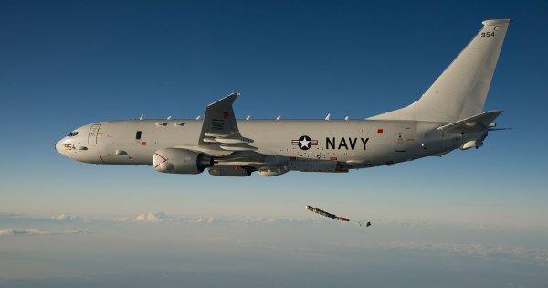 Ξεφτίλισαν και τους Αμερικάνους: Εστειλαν αμερικανικό ανθυποβρυχιακό αεροσκάφος να κυνηγήσει «εμπρηστές»... στο βουνό!