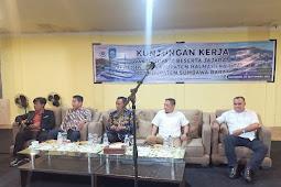 Muchlis Tapi Tapi Pimpin Rombongan Study Referensi Tambang Rakyat di Sumbawa Barat