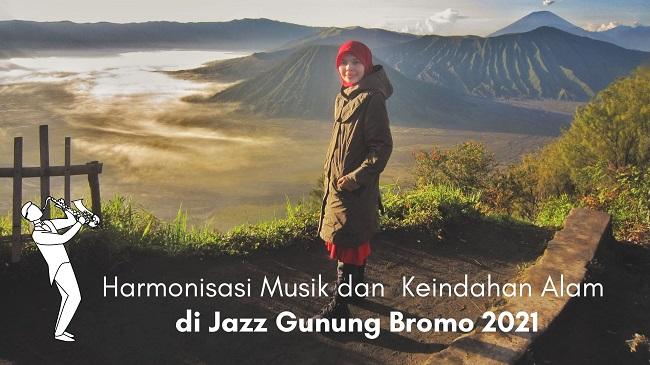 Jazz Gunung Bromo 2021