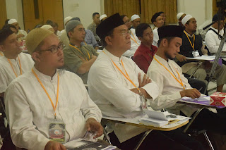 Pelaksanaan Daurah Imaamah wal Khithabah Se-Kabupaten Bekasi