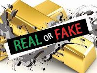 Cara mebedakan Emas asli dan palsu yang wajib anda tahu sebelum investasi