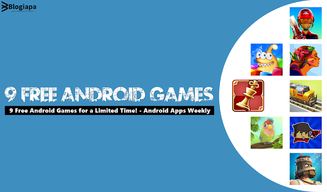 9 Free Android Games for a Limited Time!