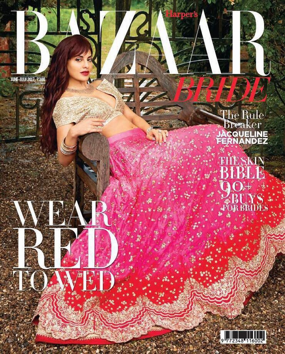 Jacqueline Fernandez Rules Magazine 2017 as The Hottest Cover Girl