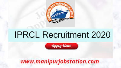 IPRCL 2020 Recruitment