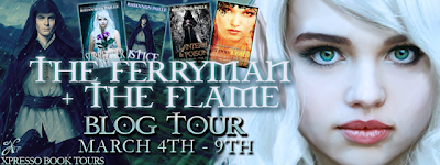Blog Tour: The Ferryman and the Flame by Rhiannon Paille *Review & Giveaway*