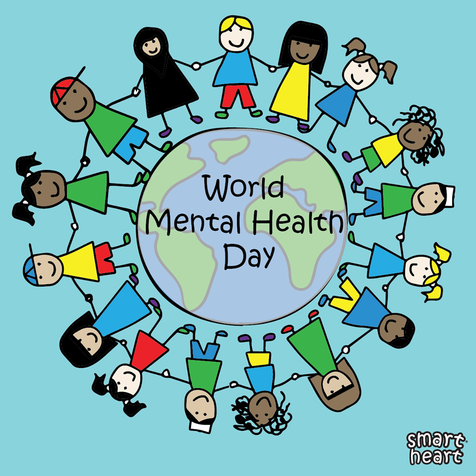 World Mental Health Day Wishes Pics