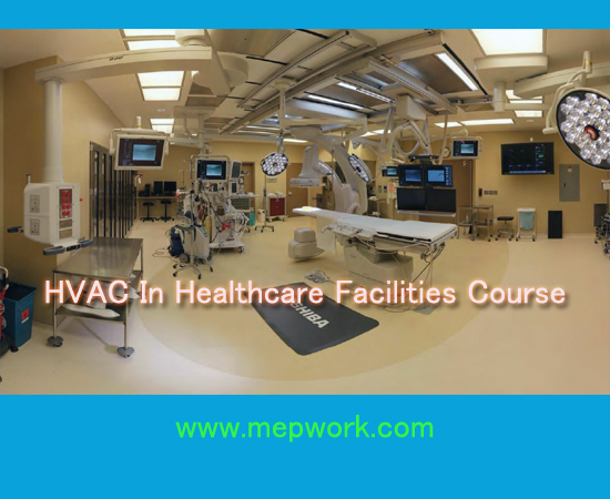HVAC In Healthcare Facilities Course PDF