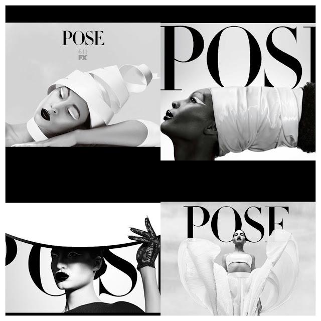 Kerry Herta, makeup artist, POSE Season 2 campaign images, Colour Box Makeup Studios