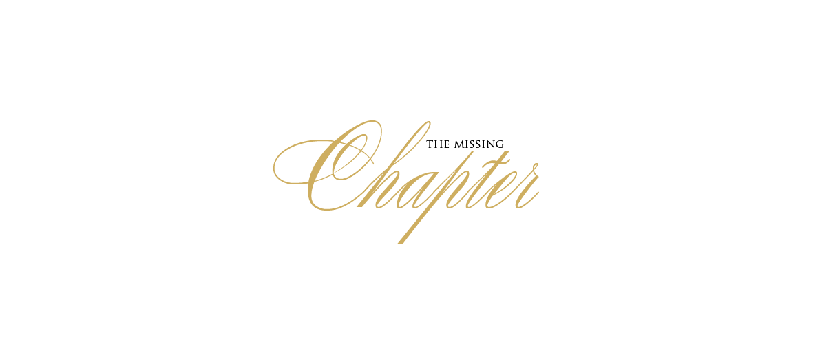 The Missing Chapter - London Lifestyle Blog