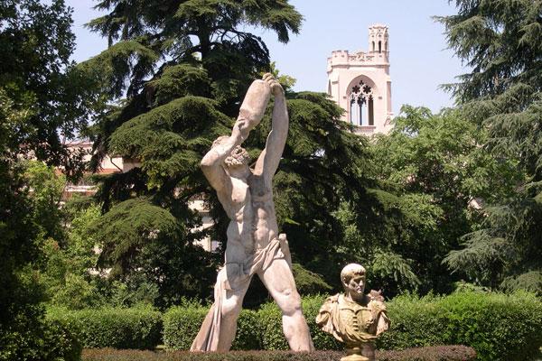 giardino oricellari santa maria novella firenze