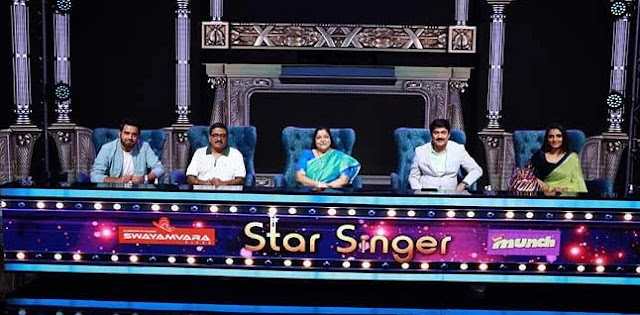 Judges of Asianet Star Singer 8