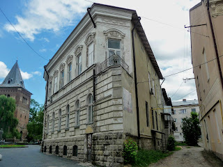 Дрогобыч. Ул. Жупна, 3. 1870-е г. Памятник архитектуры