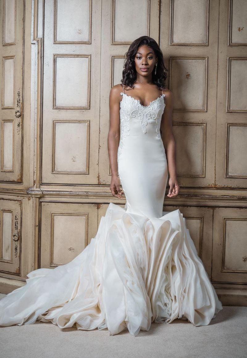 4 Black Bridal Designers to Put on Your Radar
