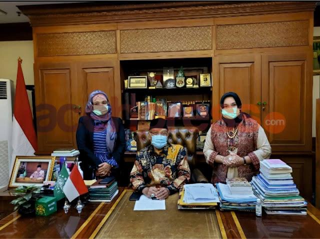 PT.Imza Riski Jaya Group Kerjasama dengan PBNU Bangun RS Berlandaskan Syariat Islam di Aceh