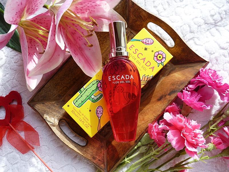 Escada Flor del Sol limited edition 2020