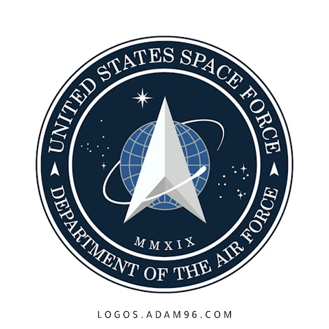 Download Logo New United States Space Force PNG High Quality