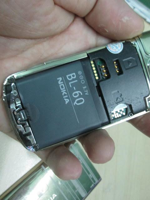 Điện thoại Nokia 6700 Classic Gold Edition tại Tp HCM 6