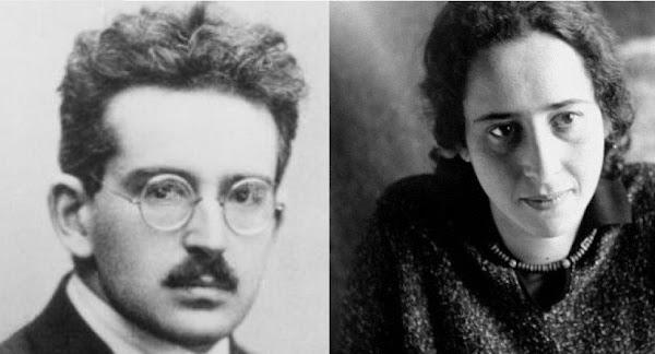 Hannah Arendt y Walter Benjamin: obras digitalizadas