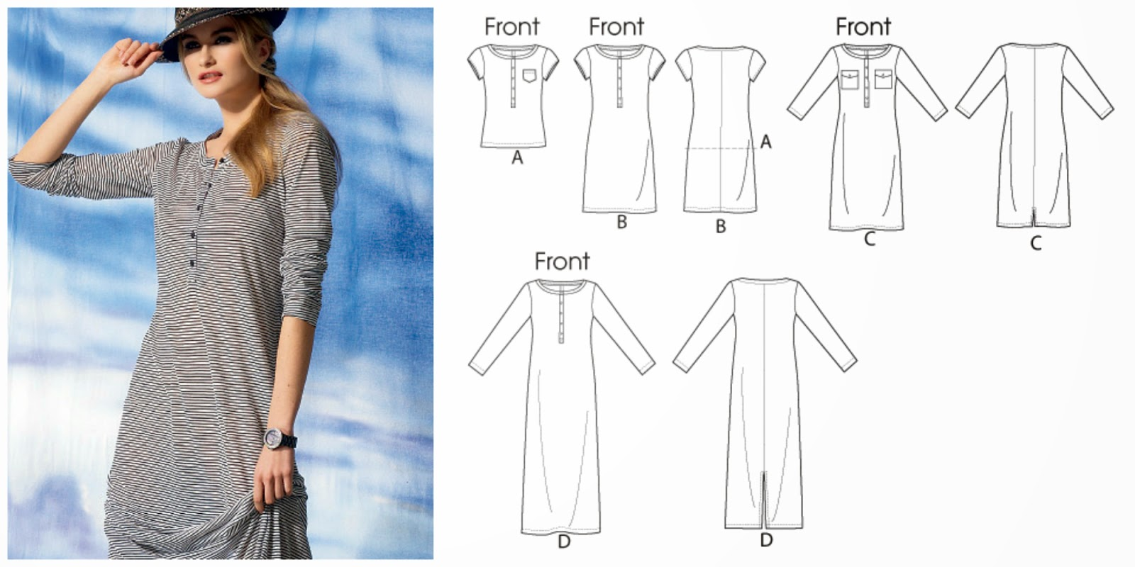 Dress Up Party - Pattern Review - McCalls 6747